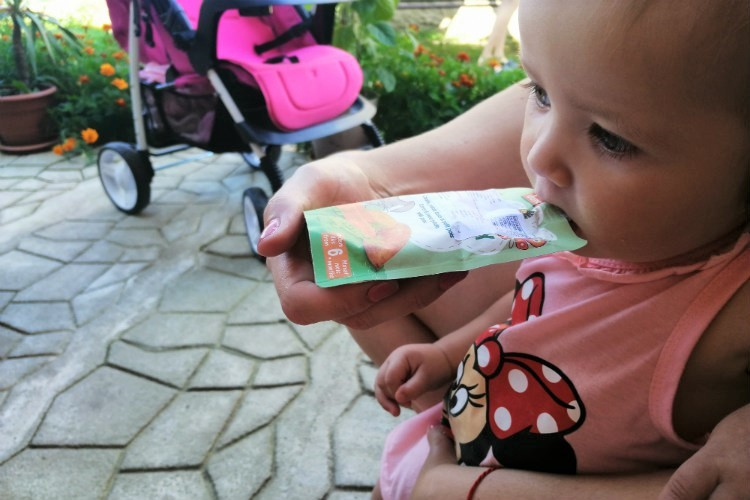 Test detských výživ do ručičky