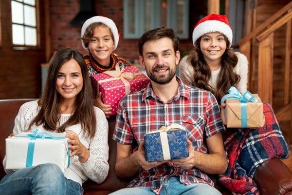 Darčeky pre rodinu