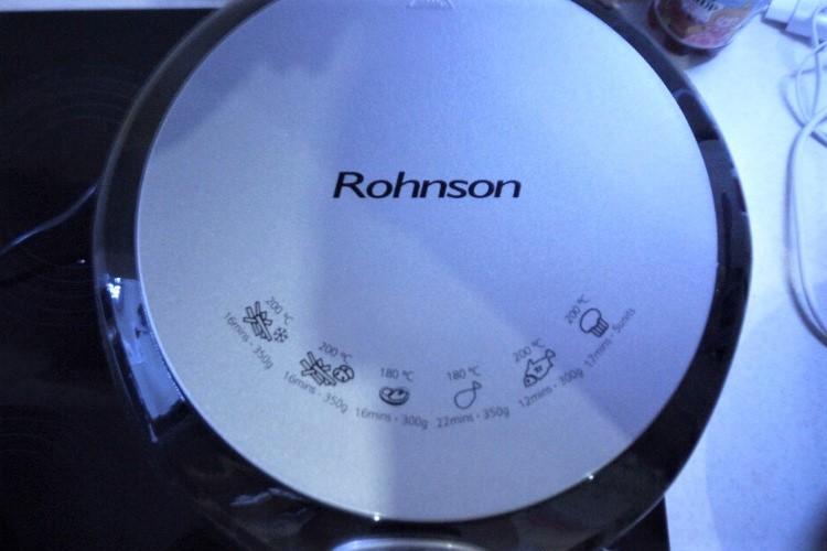 Fritéza Rohnson R-286