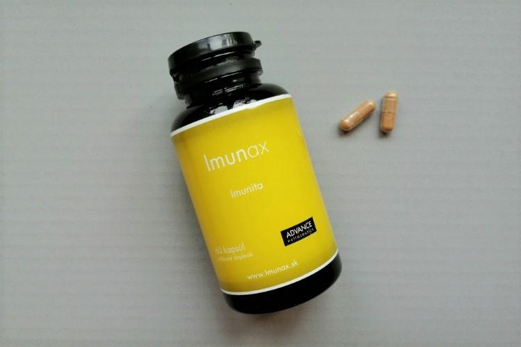 Prípravok Imunax recenzia
