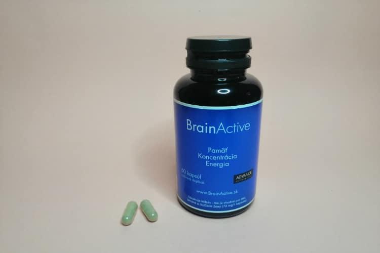 BrainActive recenzia a skúsenosti