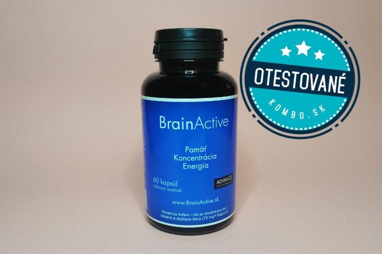 BrainActive recenzia skúsenosti