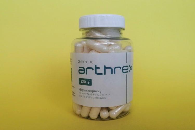 Skúsenosti Zerex Arthtrex