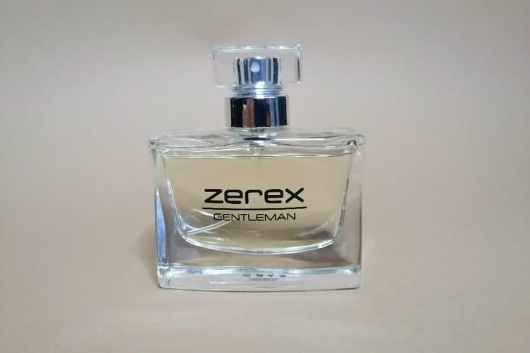 Pánsky parfum pre mužov Zerex Gentleman skúsenosti recenzia