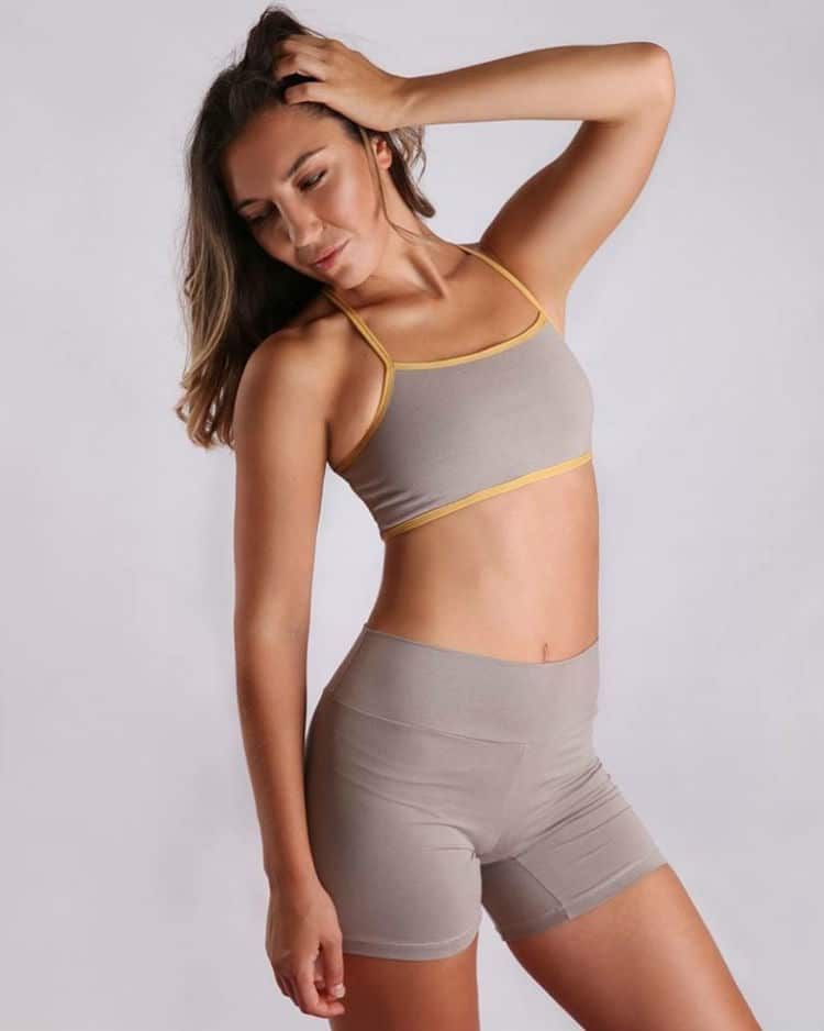 Cush joga oblečenie