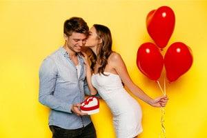 Tipy na darčeky na Valentína