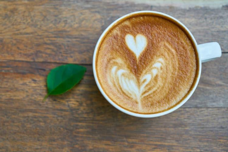 Zelená káva má prospešné účinky