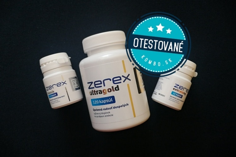 Zerex tabletky na erekciu skúsenosti