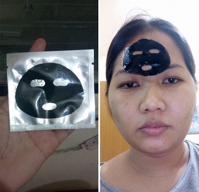 Beauty fail produkt