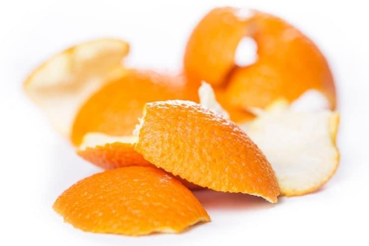 Pomarancova kora