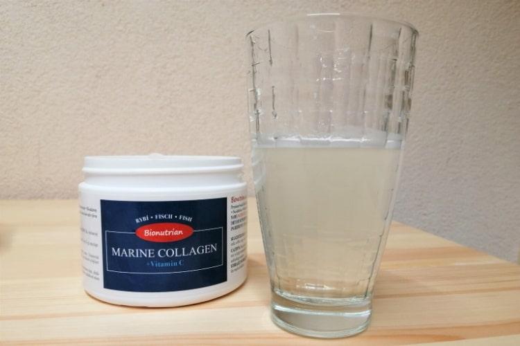 Marine Collagen Bionutrian  recenzia