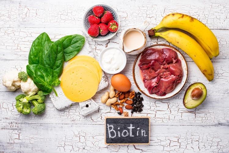 Vitamín B7 biotín