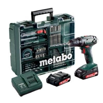 Metabo BS 18Li mobilná dielňa