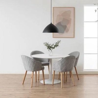 Okrúhly stôl ibiza