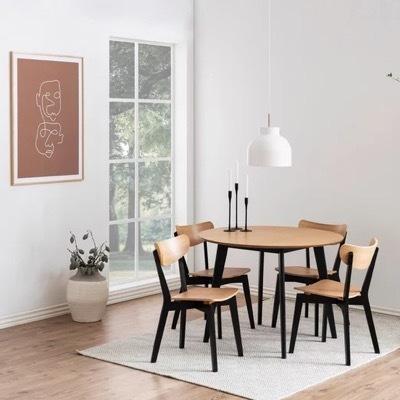 Okrúhly stôl roxby