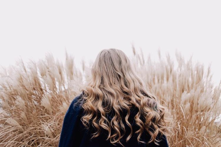 kučeravé vlasy kulma