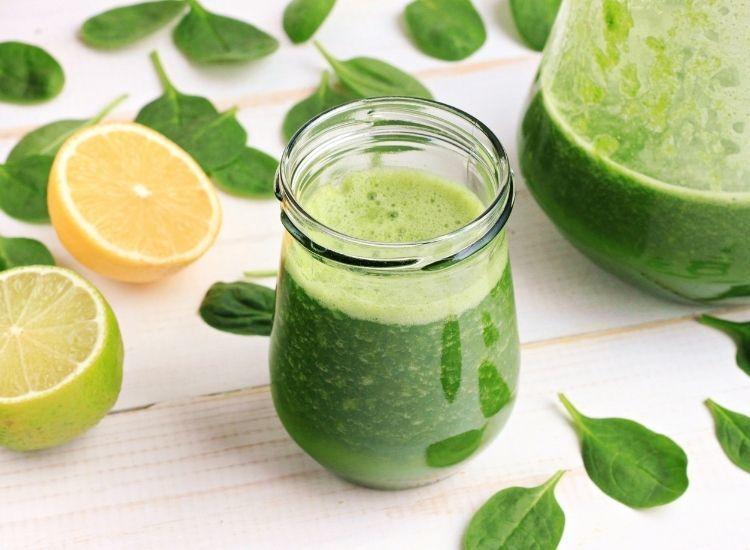 Kelový detox smoothie