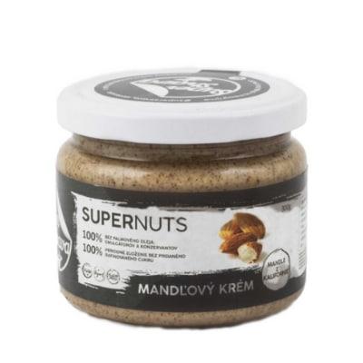 Superstrava Supernuts Mandľový krém