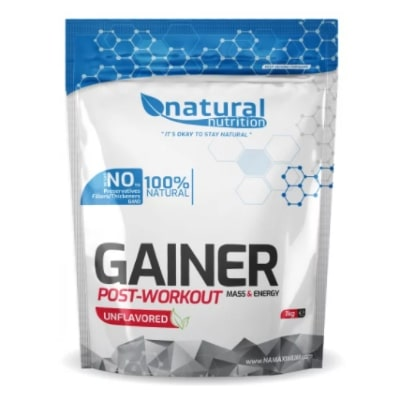 Gainer Natural Nutrition