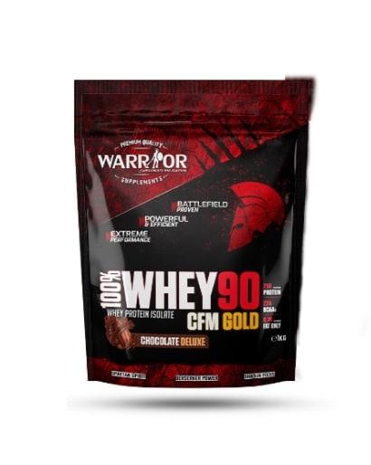 Warrior Whey 90 CFM Gold srvátkový izolát