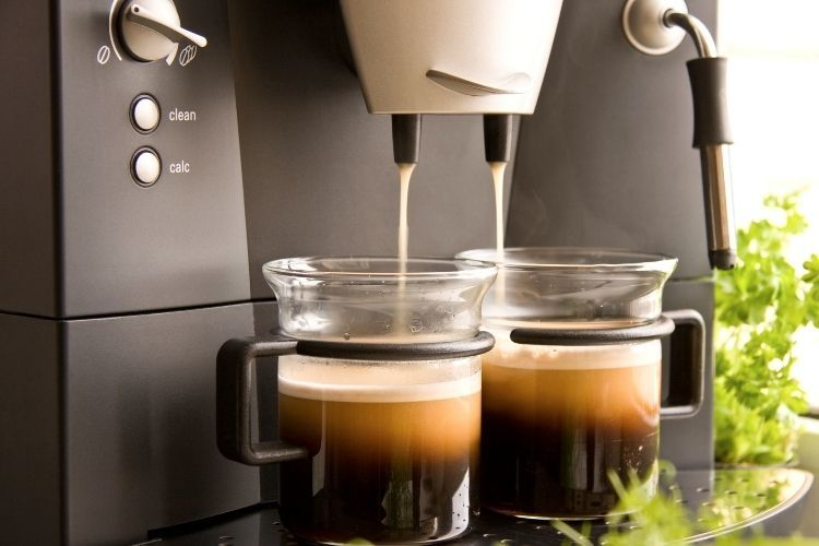 atuomatický kávovar