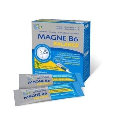 Magne B6 Balance Horčík