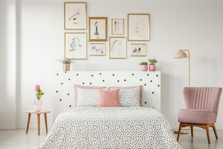 Ako vybrať obraz do spálne