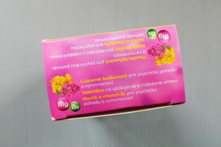 GS-Anxiolan účinky