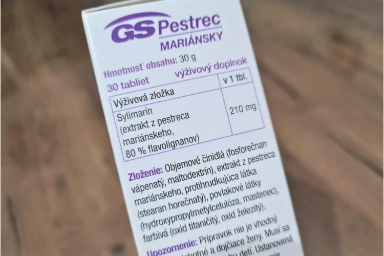 GS Pestrec mariánsky zloženie