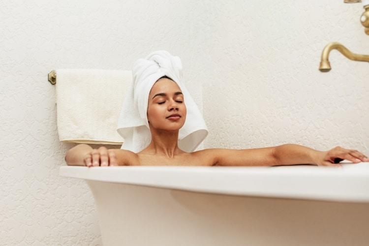 Ako si pripraviť sírový kúpeľ